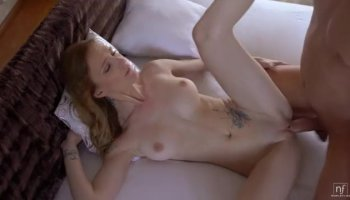 Amazing pornstars Marley Brinx, Kristina Bell in Horny Threesomes, Lesbian xxx clip