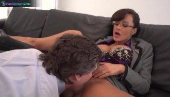 Horny pornstar Adrianna Luna in crazy big tits, blowjob xxx movie