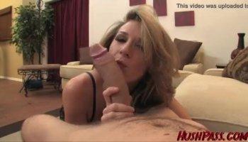Amazing pornstar in Fabulous Blowjob, Handjobs porn video